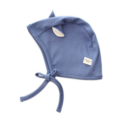 [스윗하트]오가닉 딥블루 모자
