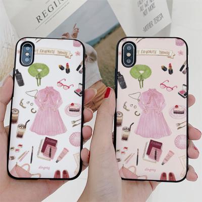 아이폰7플러스 딩그레이 마이페이보릿 카드케이스