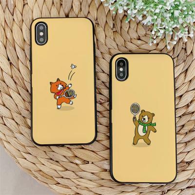 아이폰8 배드민턴 카드케이스