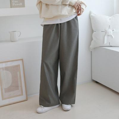 Everyday Banding Wide Pants