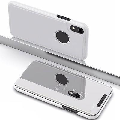 P005 LG V50 스탠딩 클리어 뷰 풀커버 하드 케이스