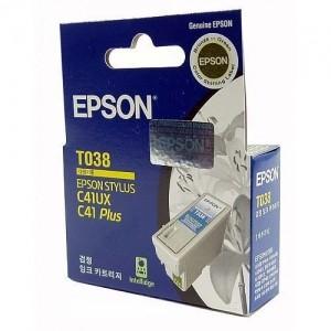 EPSON T038170 블랙