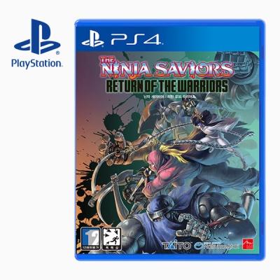 PS4 닌자 세이비어 리턴 오브 워리어즈 한글판