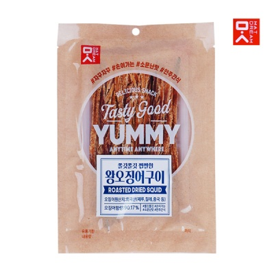 [MAT DREAM] 쫄깃한 감칠맛 왕오징어구이 30gx5봉
