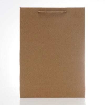 크라프트 무지 쇼핑백 중형 수납가방 선물포장 10개
