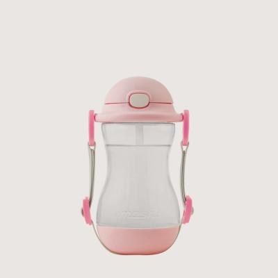 [MOSH] 모슈 키즈 트리탄 텀블러 450ml 핑크
