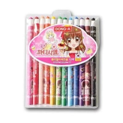 색연필 12색 색칠 미술 놀이 채색 어린이 학용품
