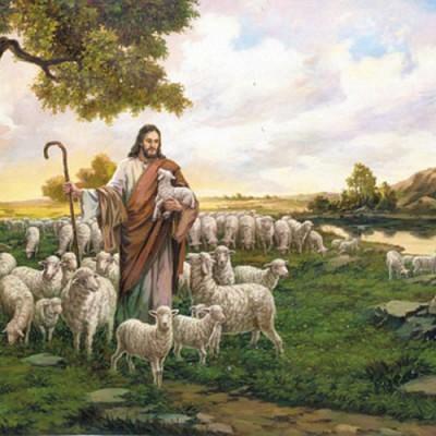 [챔버아트] A1075 목자되신 예수님 1000조각 직소퍼즐