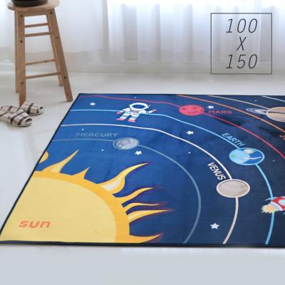 주노데코 태양계 카페트 100x150cm