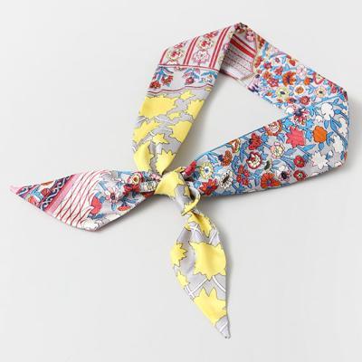 Silk Muse Petit Tie Scarf