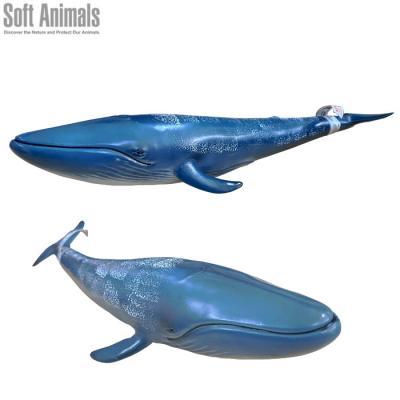 [반디] 소프트 애니멀 흰수염고래 _ 모형완구