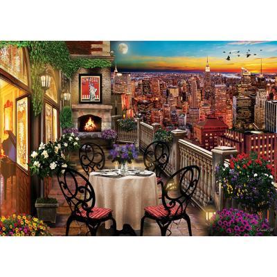 1000피스 직소퍼즐 - 뉴욕에서 저녁 식사
