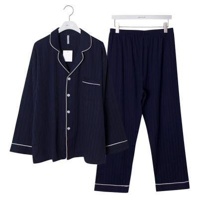 [쿠비카]도비면 캐슬린 카라넥 남성잠옷 M205