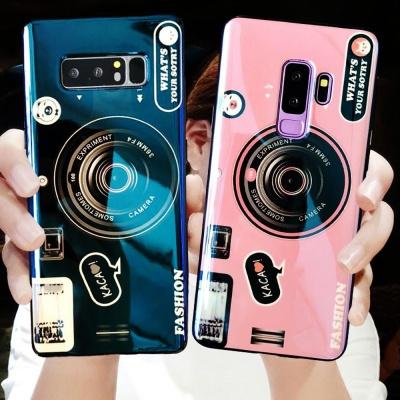 갤럭시 S21/플러스/울트라 카메라 유광 그립톡 케이스