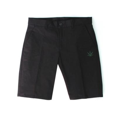 츄바스코 M. Pants Basic short Black M17201
