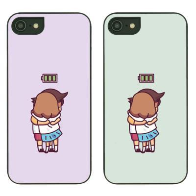 아이폰6S케이스 풋풋커플 스타일케이스