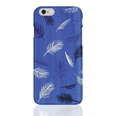 폰케이스 / Blue Leaf
