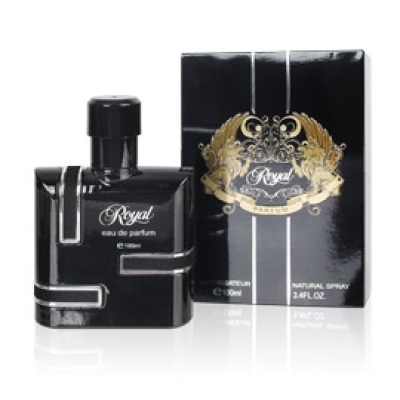 [LA CUBICA]Royal Black for Men EDP 남성향수 100ml