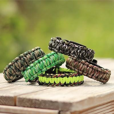 [릿지라인] 서바이벌 브레이슬릿 Survival Bracelet