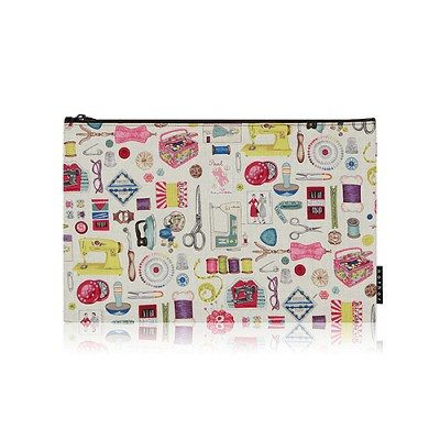 nother Sew Retro Notions Pouch / 나더 레트로 소잉 파우치 (Large)