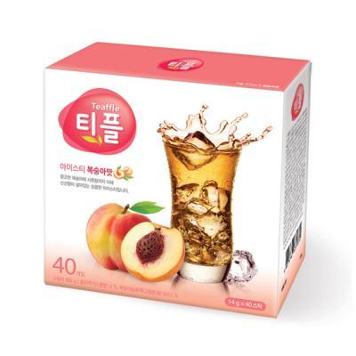 [녹차원]티플아이스티복숭아 40스틱