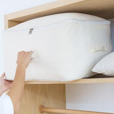 이불 옷 보관 수납함 정리함 가방 가로형