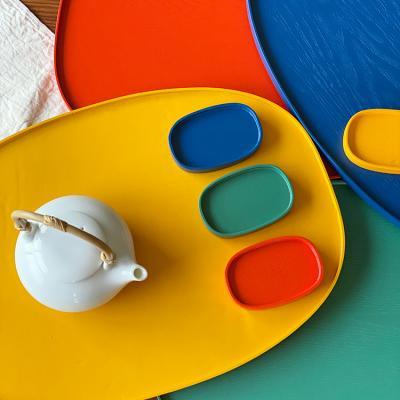 컬러 옻칠 자인트레이 미니 4colors