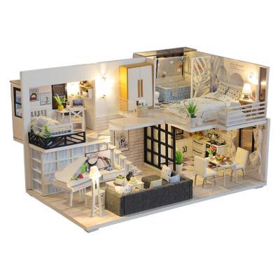 DIY 미니어처하우스 바닐라 룸