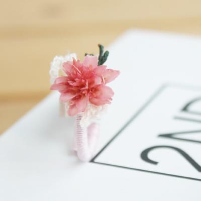 메르니 레이스 꽃반지