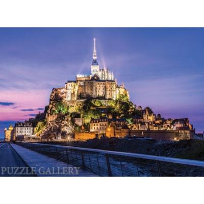 1000조각 직소퍼즐▶ 몽 생 미셸의 야경 (PK1000-3153