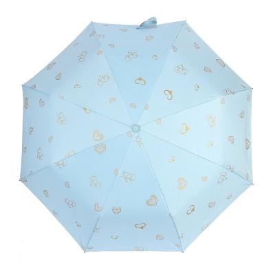 하트센스 UV차단 완전자동 양산 우산 방풍 3단 스카이