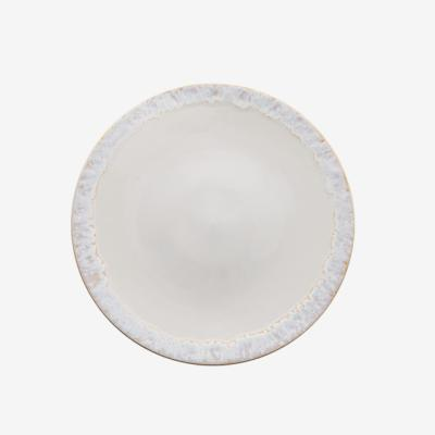 타오미나 화이트 34cm 서빙접시