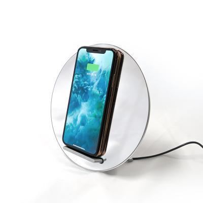 윈코 Qi 글라쎄 10W 거울 고속 무선충전 스탠드