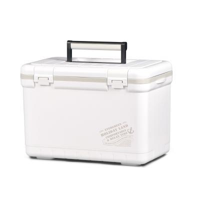 캠핑 아이스박스 차량용 아이스쿨러 낚시 보냉 백 22L