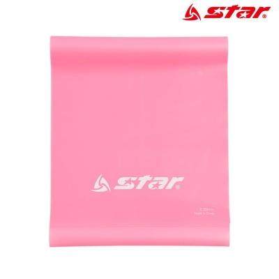 스타스포츠 라텍스밴드 (핑크) (1단계) (EU563)