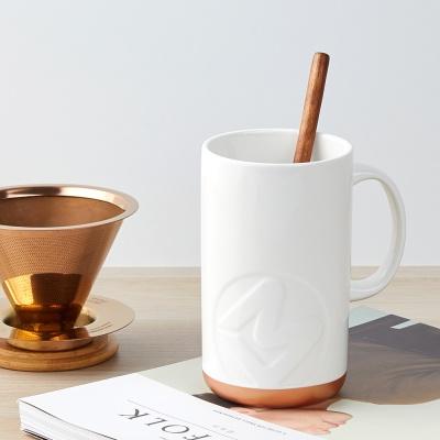 [빈플러스] 홈카페 머그컵 머그잔 뚜껑 세트