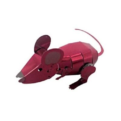 [이노메탈퍼즐] 마우스 (핑크) 1/2판 금속조립키트 (MIK000850)