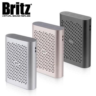 브리츠 휴대용 블루투스4.0 스피커 BZ-RX1 Jupiter (통화 + 음악 / FM라디오 / Micro SD카드 재생 / 마이크 내장 / 헤드폰 단자)