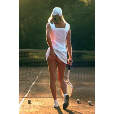 PP32602 테니스 걸