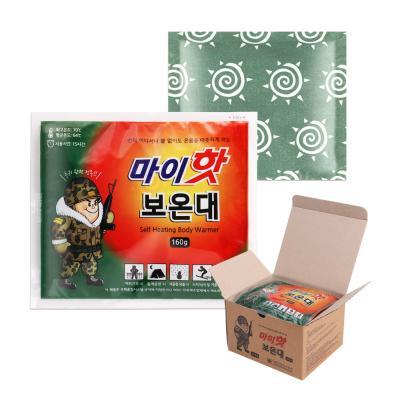 마이핫 보온대 160g (1개) 군용핫팩