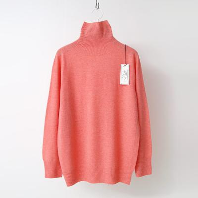 Maille Cashmere Wool Mimi Turtleneck Sweater