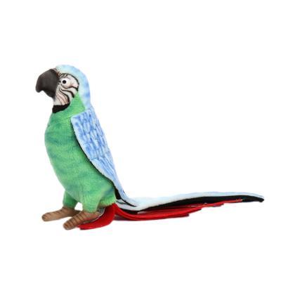 3324 앵무새그린 동물인형/37cm.H