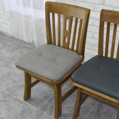 N432 1인 원목 의자 2colors