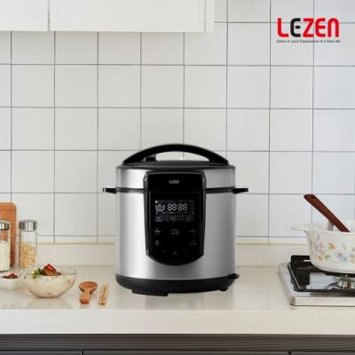 르젠 올라운드팟 멀티 압력 쿠커 6L LZMPC-6400