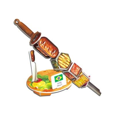 세계문화여행-세계의 전통 음식