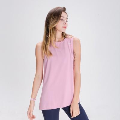 스플래쉬 민소매 티셔츠 DFW5022 핑크