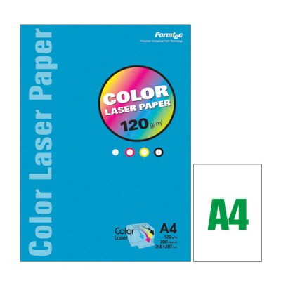 폼텍 COLOR LASER PAPER 120g/㎡/CL-12570