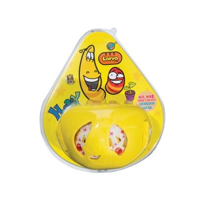 라바 후아 필터 교체형 어린이 마스크(6-13세)/KF80