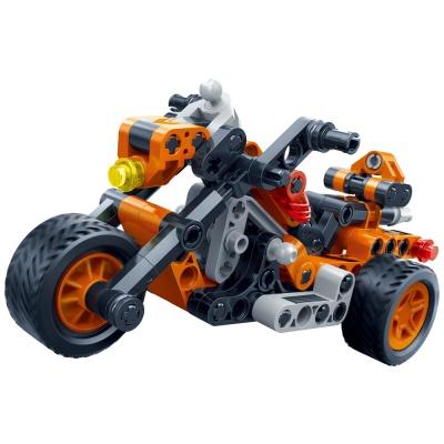 [3D퍼즐마을][반바오] BO6961 슈퍼 할리-풀백 모터