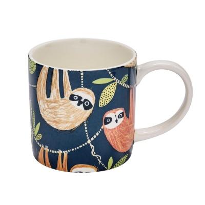 나무늘보 머그 컵